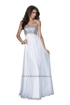Amazon.com: La Femme 17058: Clothing