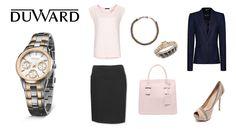 Duward Basic Lady y look formal