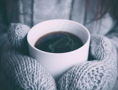 Hygge is where is it as this winter. Our The Art of Hygge is in the New Statement Drinking Black Coffee, Hot Coffee, Coffee Time, Coffee Cups, Coffee Steam, Drink Coffee, Tea Time, Coffee Barista, Coffee Plant