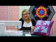 Dica de Sexta - Pineapple Fácil (Tutorial Patchwork) - YouTube