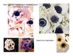 twiggstudios: diy paper anemones