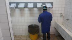 Banheiro coletivo (galpão)