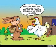 Monday sayings funny gif-montagssprüche lustig gif # Monday sayings funny gif - Funny Animal Memes, Funny Quotes, Funny Memes, Hilarious, Ostern Cartoon, Easter Jokes, Easter Funny, Happy Easter, Hahaha Hahaha