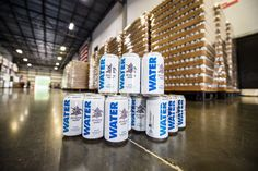 Anheuser-Busch Stopped Production To Send Drinking Water To Hurricane Harvey Victims  - Delish.com