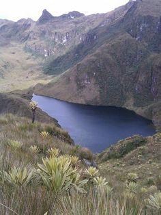 Páramo en Pradera.Valle del Cauca