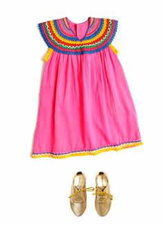 Antik Batik for kids! Little Girl Fashion, My Little Girl, Kids Fashion, Amelie, Kid Styles, Sweet Girls, Kids Wear, Cute Kids, Baby Kids