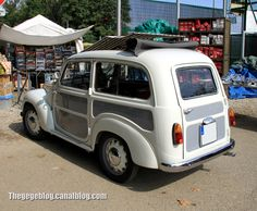 Fiat 500 Belvedere