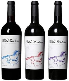Wild Meadows Reds Trifecta Mixed Pack, 3 x 750 mL $31.99