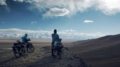 18.000 kilometers, 10 month, 15 countries, two cyclists and one aim: Asia!  From Germany to China by bike.