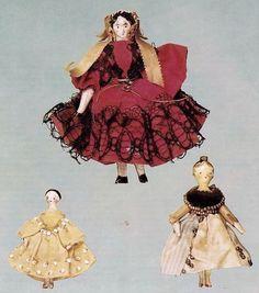 Queen Victoria's Dolls.