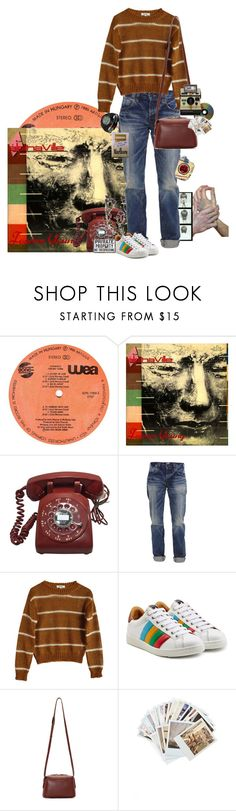 """""""forever young // alphaville"""" by brokemychains ❤ liked on Polyvore featuring Wallflower, PRPS, Samuji, Dsquared2, Want Les Essentiels de la Vie and Chronicle Books"""