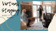 Home Staging vs Virtual Staging How Does It Affect the Real Estate Sale? We met up with home stager Trez Robinson as she restaged a property after it was on . Real Estate Quotes, Real Estate Articles, Real Estate Information, Real Estate Tips, Real Estate Sales, Real Estate Marketing, Virtual Staging, Home Staging Tips, New Home Checklist
