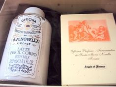 Santa Maria Novella en Madrid: Los mejores jabones artesanales de Florencia | DolceCity.com