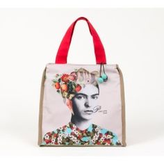 "Bolsa Pure Life ""Frida Kahlo"" - 3443"