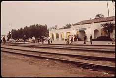 pasadena+train+station | US National Archives Exhibits