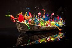 "devidsketchbook: ArtistDale Chihuly ""chihuly:... | books, paper, scissors"