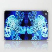 Dancing in the underground lake Laptop & iPad Skin