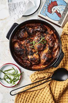 Lyonin kana | Kana | Soppa365 Good Food, Yummy Food, Salty Foods, Quick Easy Meals, Food Hacks, Chicken Recipes, Food And Drink, Cooking Recipes, Easy Recipes