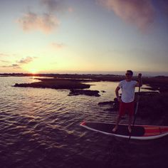 Sup-ing around ! #sup #standuppaddle #poole #summer2015 by e_j_wilkes