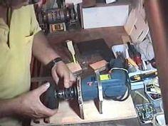 Ferramenta caseira para fabricar rodas de aeromodelos (tool to make model aircraft wheels).wmv - YouTube