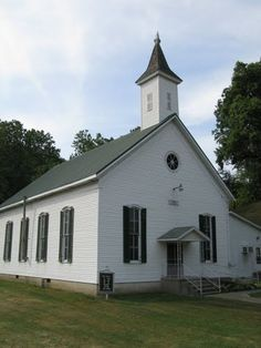 Enon Church (East Finley, PA)