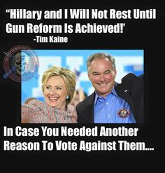 Hillary Clinton Vice President found in Senator Tim Kaine? Here are some fast facts on the future VP of the United States. Stupid People, We The People, Tango, Tim Kaine, Crooked Hillary, Fact Families, It Goes On, 2nd Amendment, God Bless America