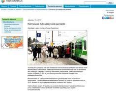Artikkeleita Tilastokeskuksen nettisivuilla, lehdissä ja julkaisuissa: https://www.stat.fi/tup/vl2010/art_2013-04-11_001.html