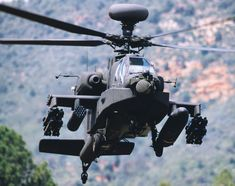 Considered by the US Army in the top list of the lethal weapons they have in their arsenal, the Apache helicopter is the US Army's own air support.