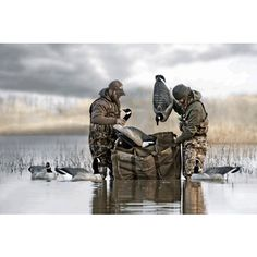 6-Slot Floater Goose Decoy Bag #rigemright #heavilyseasoned #waterfowl #duckhunting