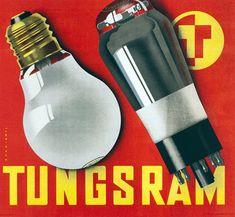 #Innovacion en 1936 #Austria -Tungsram