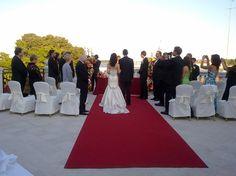 Luna Hotel Baglioni, Symbolic Ceremony http://www.initalywedding.com/home-en