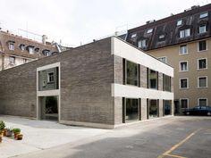best architects architektur award // Boltshauser Architekten / Boltshauser Architekten / Atelierhaus Boltshauser Architekten / Büro- & Verwaltungsbauten