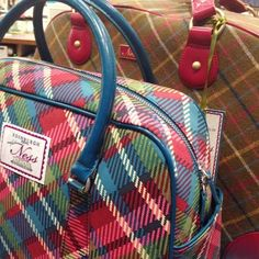 No trip to Scotland is complete without a trip to a Ness shop! I picked up a bag at Jenner's at Loch Lomond Shores.