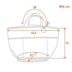 タンピコは、フランスの人たちの「ふだんの暮らし」から生まれた布のバッグです。じょうぶで上等な布素材をシンプルに縫製。市場で、庭で、海岸で、家の中で、いろいろな用途でお使いください。