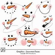 snowman faces paint patterns - Bing Images