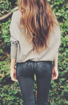Pants/Hair
