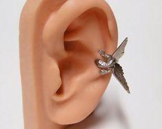 Resultado de imagen de pendiente de oreja con dragón