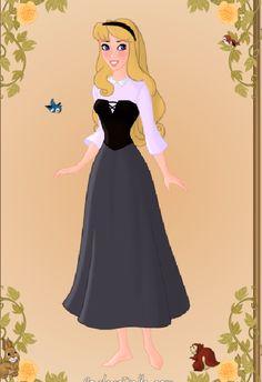 Azalea's Dolls, Heroine Creator. Aurora, Sleeping Beauty