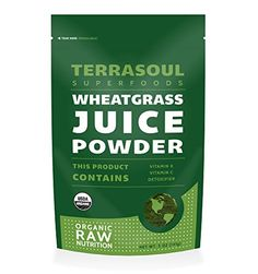 Terrasoul Superfoods Wheat Grass Juice Powder Organic 5 Ounce ** Learn more by visiting the image link.