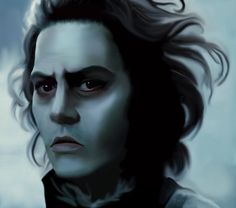 Johnny Depp as Sweeney Todd Related: Sweeney Todd and Sweeny Todd: The Demon Barber of Fleet Street are property of their respective owners. Tim Burton Characters, Tim Burton Films, Movie Characters, Johny Depp, Fleet Street, Sweeney Todd, Captain Jack Sparrow, Harry Potter Cast, Great Tv Shows