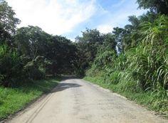 entrance on sand road