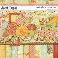 Prelude To Autumn by Krystal Hartley. $5.99