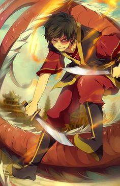 Avatar: The Last Airbender - Prince Zuko.