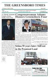 Greensboro Times March 2015 Edition