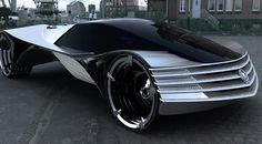 Concept Cars with nuclear technology