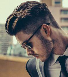Corte de cabelo masculino - 2015