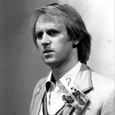 © Doctor Who's Tragical History Tour. Fifth Doctor, Good Doctor, Doctor Who, Rose And The Doctor, Peter Davison, Dr Who, Tardis, Doctors, History