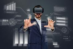 Augmented Reality and Virtual reality are spreading like wildfire. It took inception in man's desire to combine reality with the digital world. Wearable Device, Wearable Technology, New Technology, Augmented Reality, Virtual Reality, Generation Alpha, Disruptive Technology, Physical Environment, Business Magazine