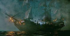 Queen Anne's Revenge Replica | Pirates Movie