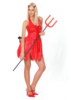 Déguisement diablesse femme Halloween   Deguise-toi a87844638e8